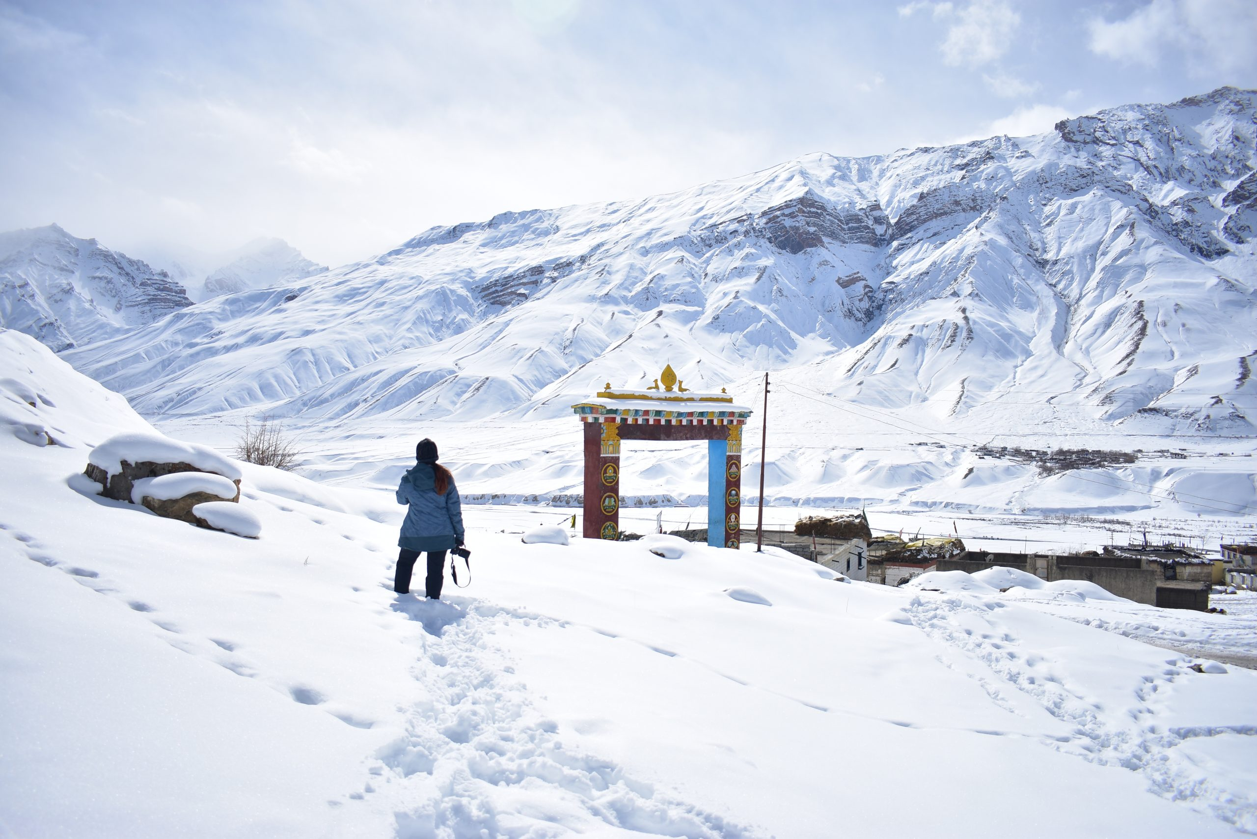 Spiti Valley travel places