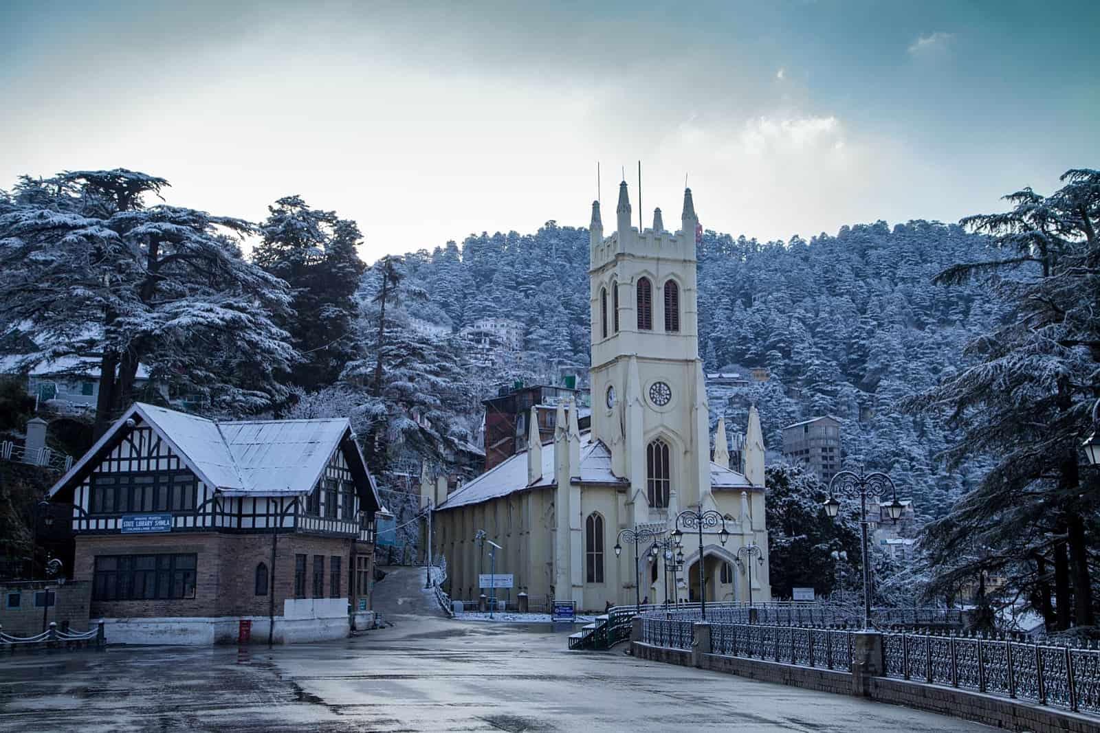 shimla travel places