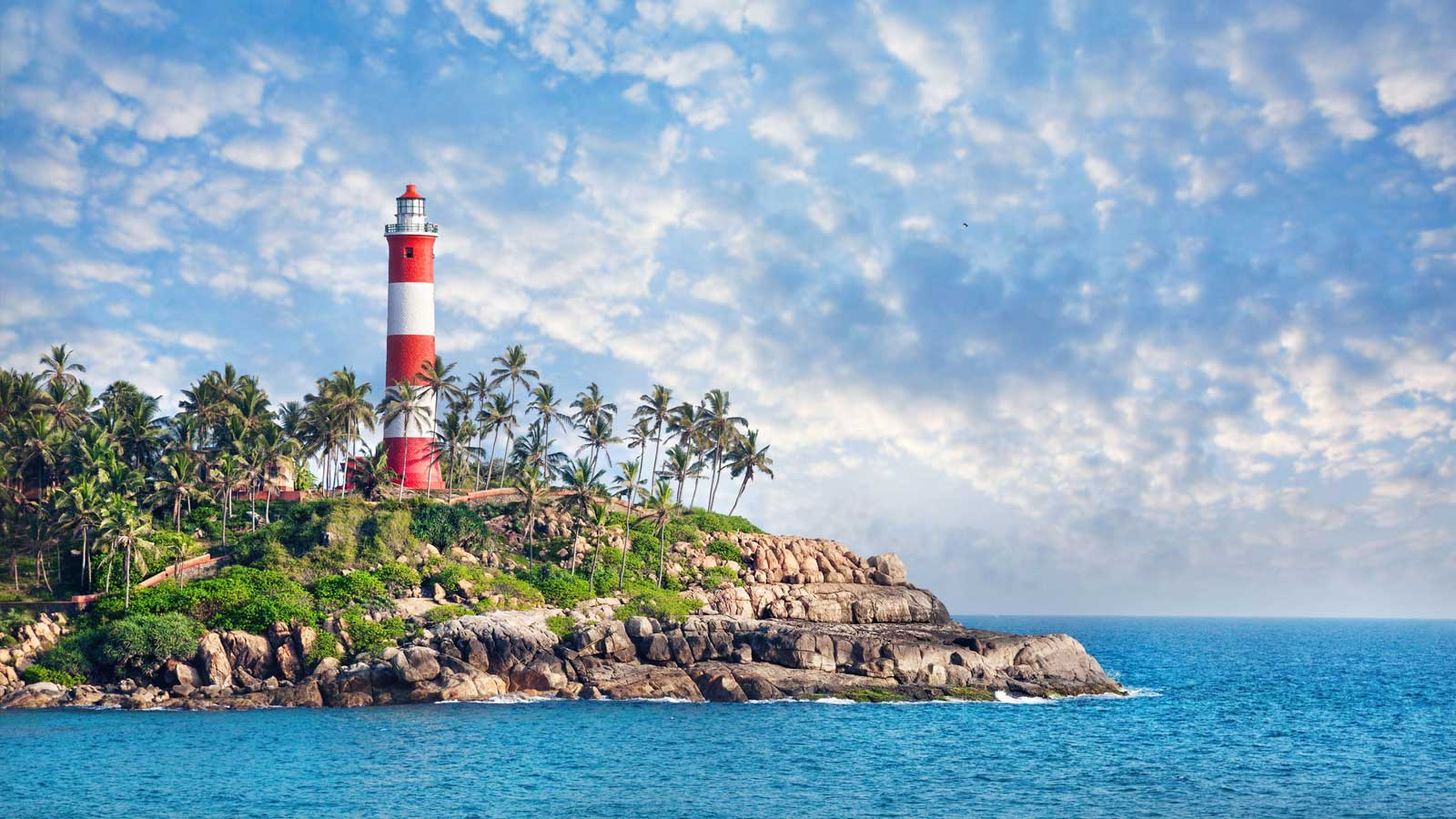 Kovalam travel places